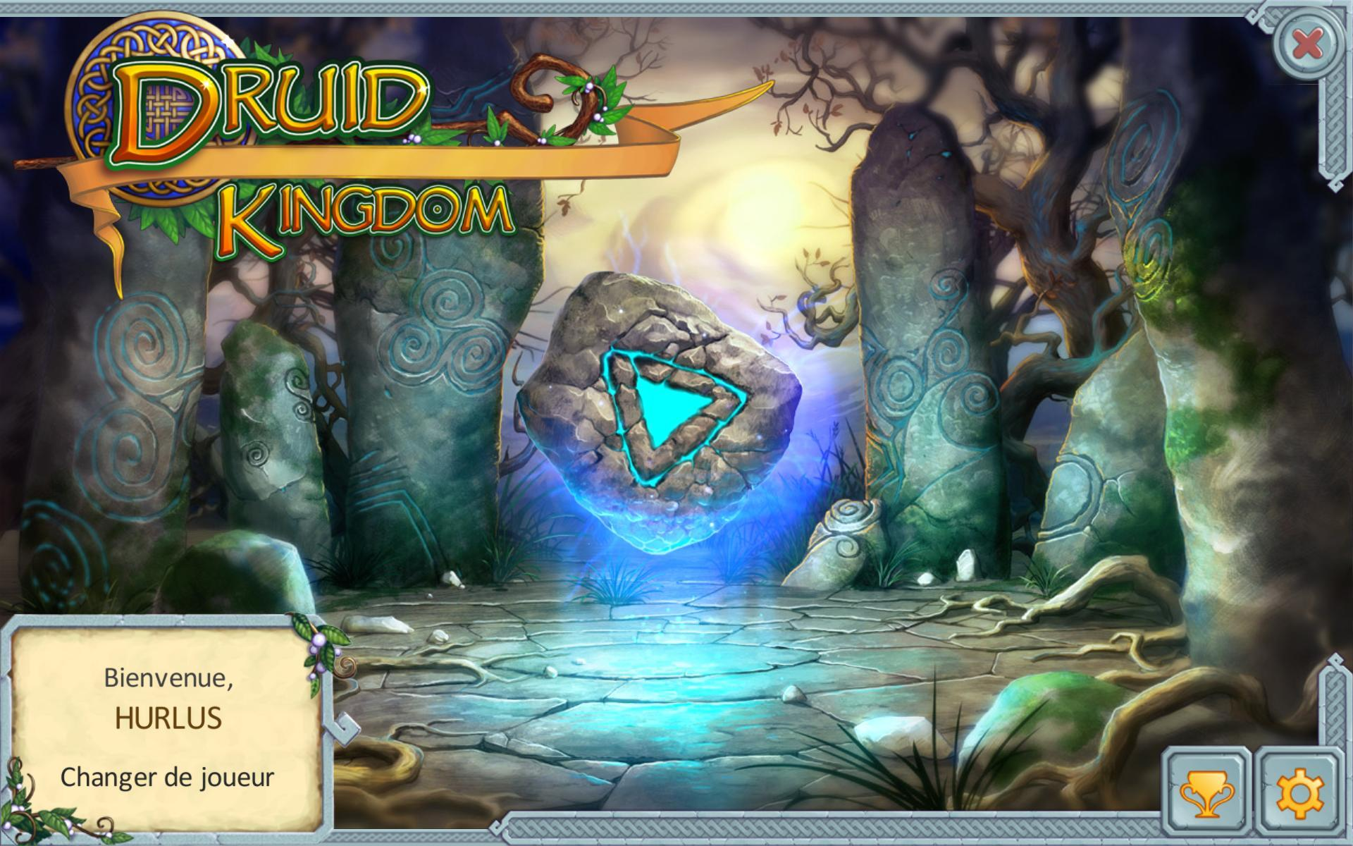 Druid Kingdom [PC] [MULTI]