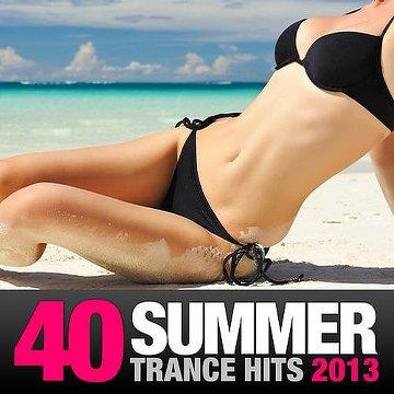 40 Summer Trance Hits (2013) [MULTI]