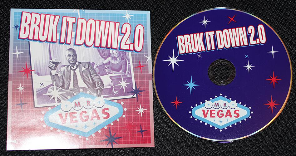 Mr. Vegas - Bruk It Down 2.0 (2013) [MULTI]
