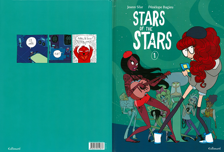 Stars of the Stars - Tome 1