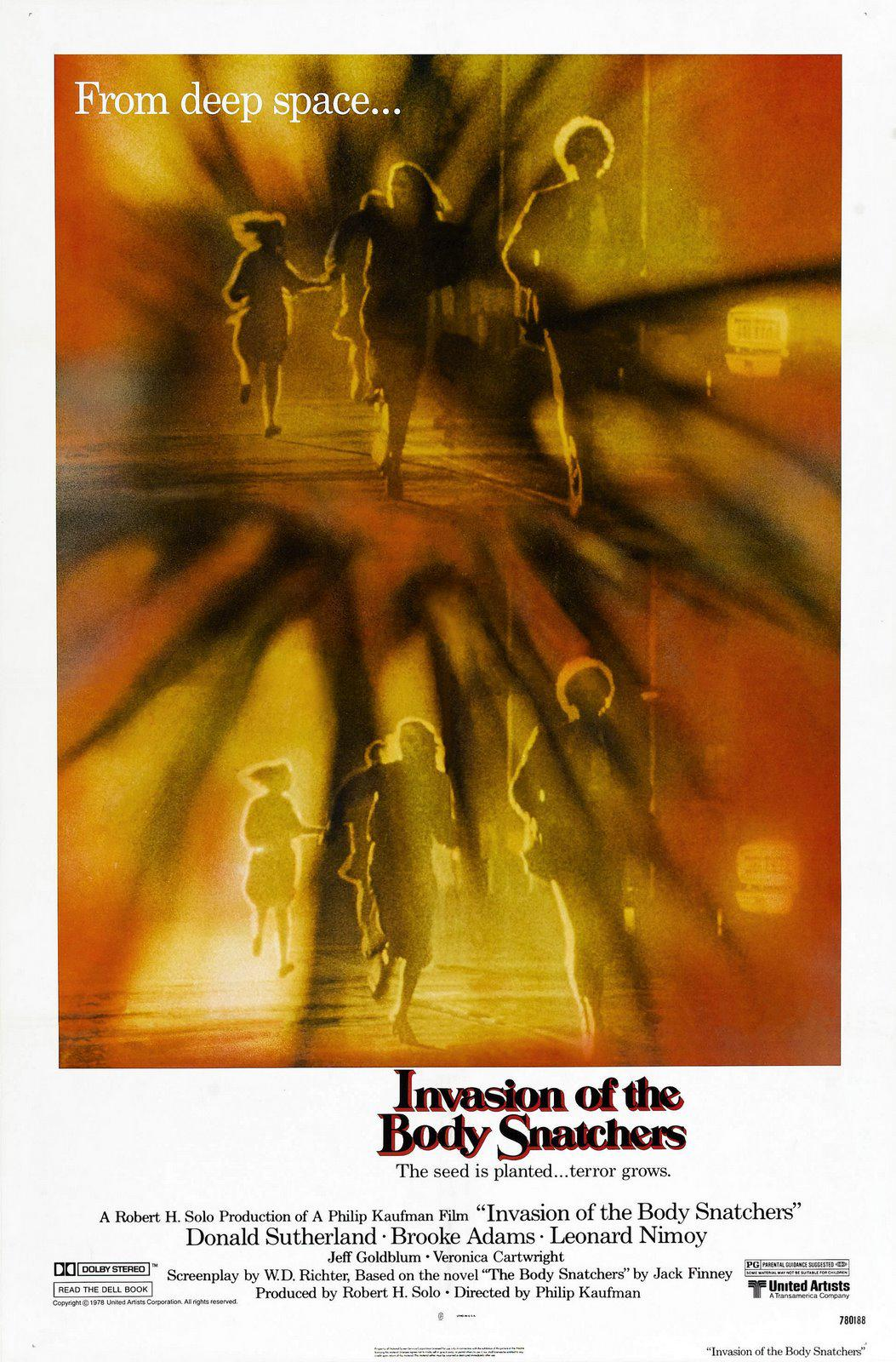 Invasion of the Body Snatchers Vostfr