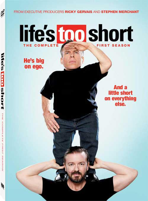 Life's Too Short – Saison 1