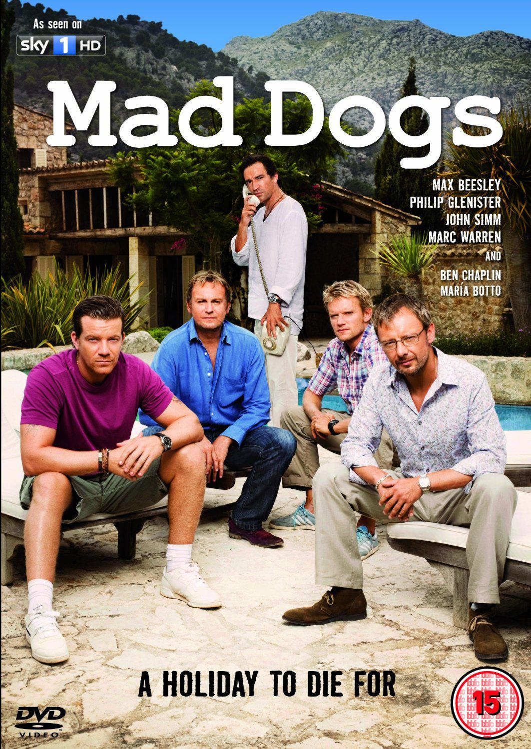 Mad Dogs – Saison 1