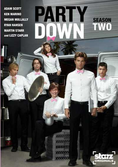 Party Down – Saison 2 (Vostfr)