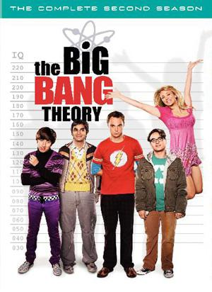 The Big Bang Theory – Saison 2 (Vostfr)