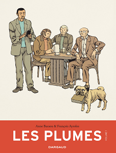 Les Plumes - Tome 1