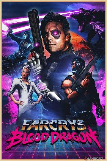 Far Cry 3 : Blood Dragon (2013) [Anglais | EURO]