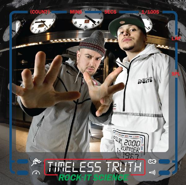Timeless Truth - Rock it Science (2013) [MULTI]
