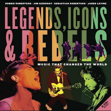 [MULTI] Legends, Icons & Rebels: Music That Changed the World (2013)