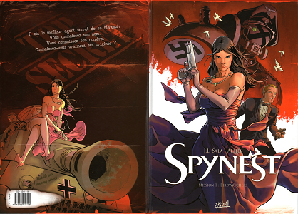 Spynest  Tome 01