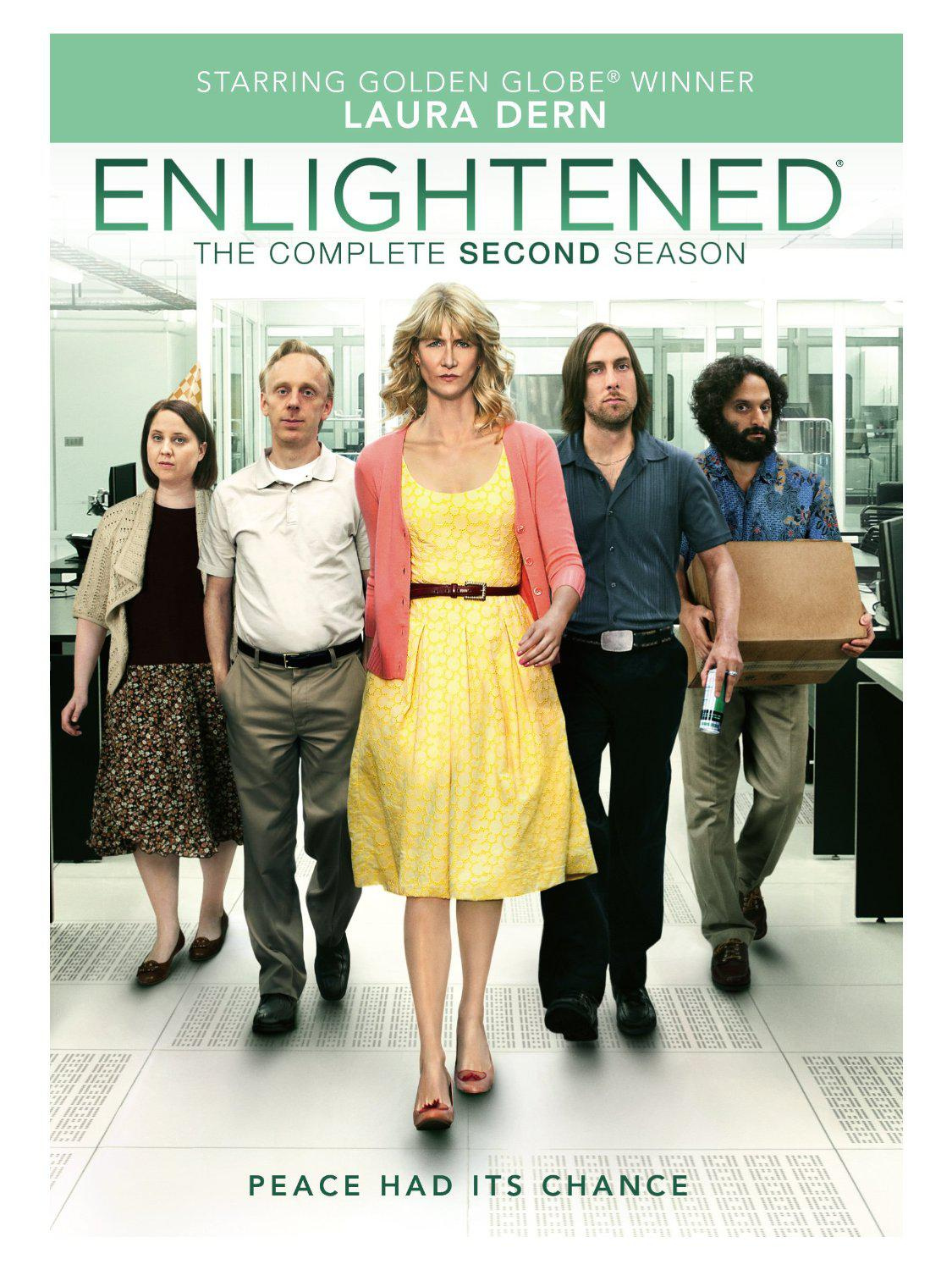 Illuminée (Enlightened) – Saison 2