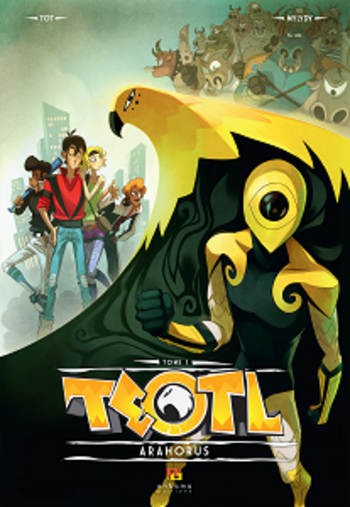 Teotl - Tome 1