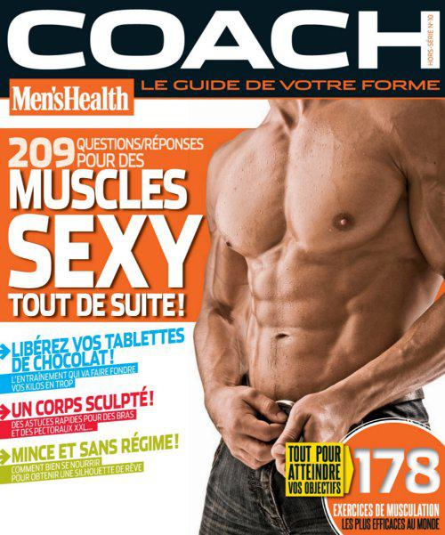 [MULTI] Men's Health Coach Hors Série N°10 - 2013