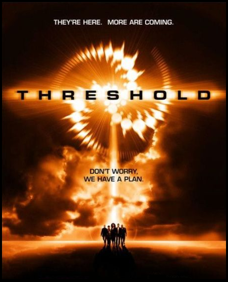 Threshold : Premier Contact Saison 1 vf