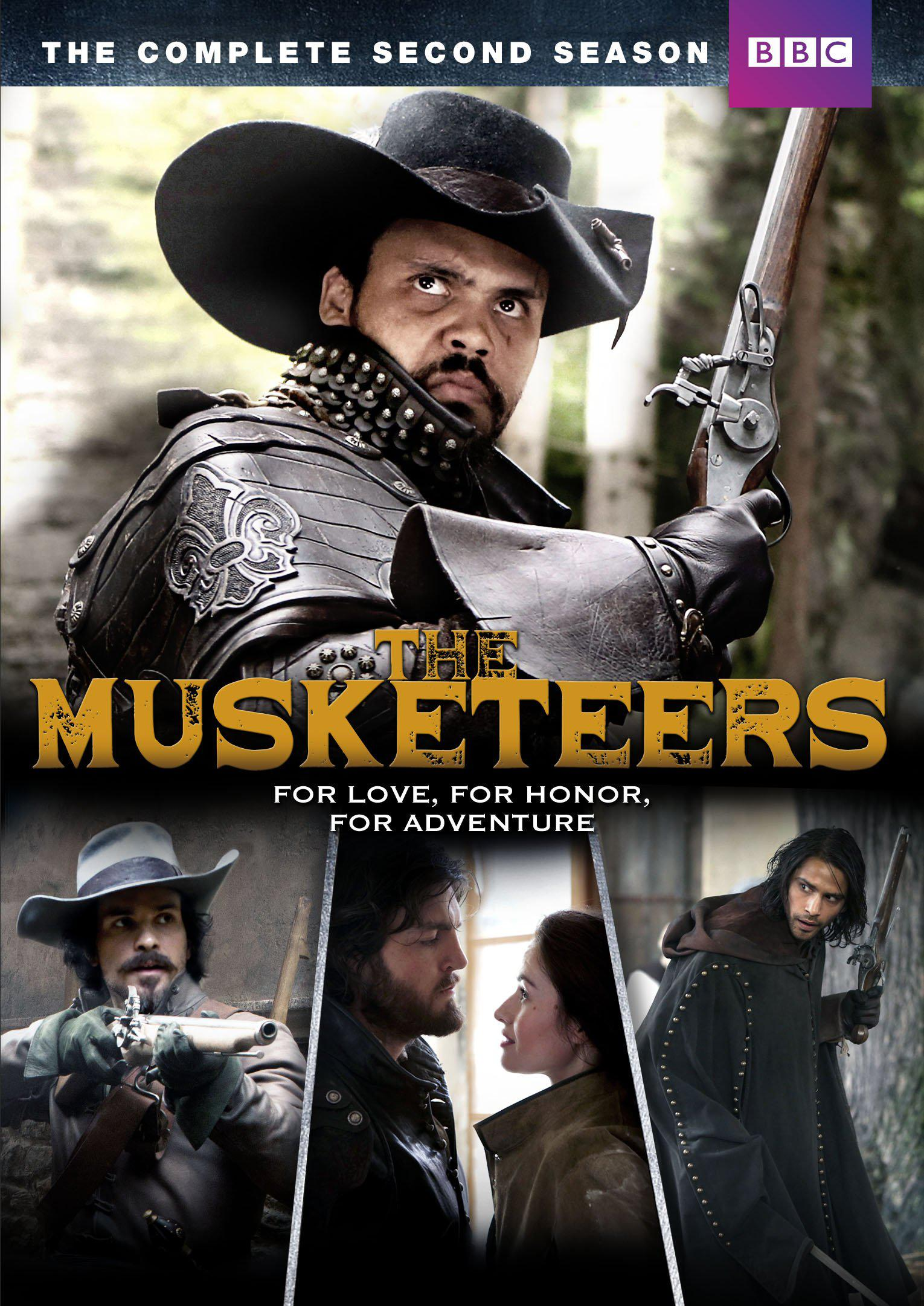 The Musketeers – Saison 2 (Vostfr)