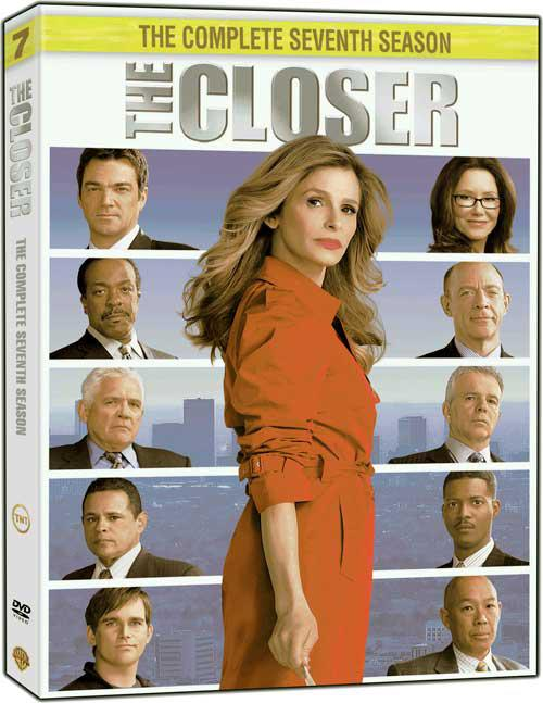 The Closer : L.A. Enqu�tes prioritaires - Saison 1 a 7 Complete [FRENCH] [DVDRIP]