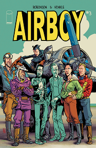 Airboy - Tome 3