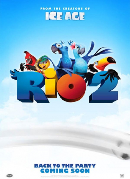 Rio 2 en streaming vk filmze