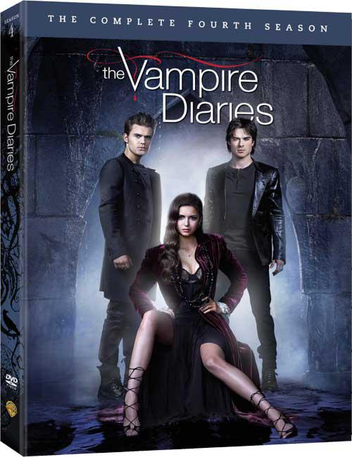 [MULTI] The Vampire Diaries - Saison 1 à 4 (L'INTEGRALE) [VOSTFR][DVDRIP]