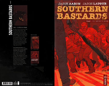 Southern Bastards [Tome 01] [COMICS]