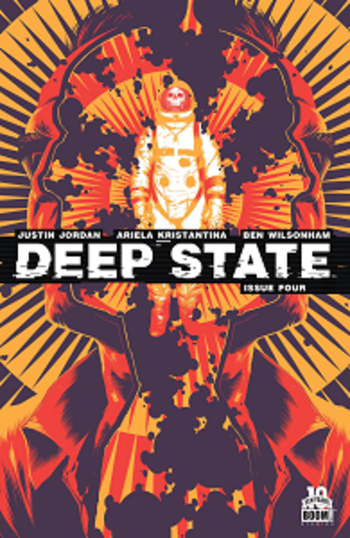 Deep State - Tome 4