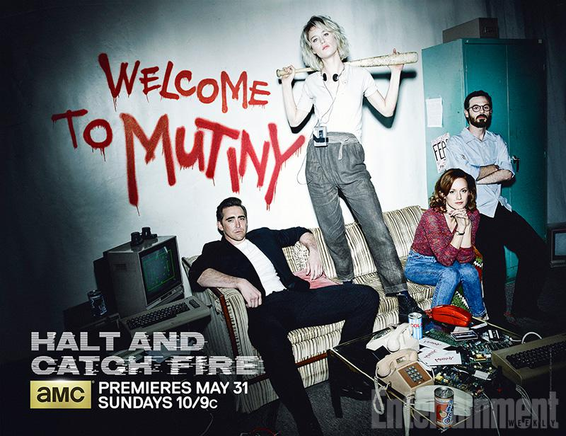 Halt and Catch Fire – Saison 2