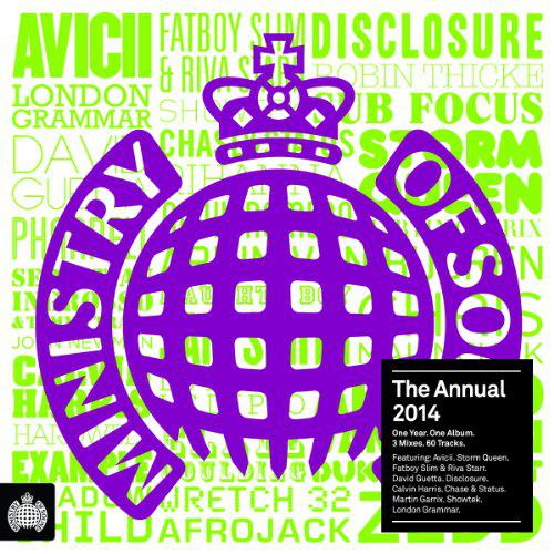 Ministry Of Sound-The Annual 2014 (2013) [MULTI]