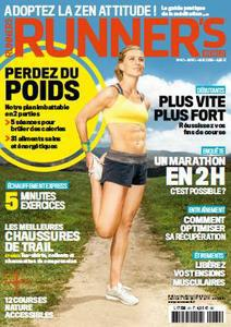 Runner's World France - Avril - Mai 2016