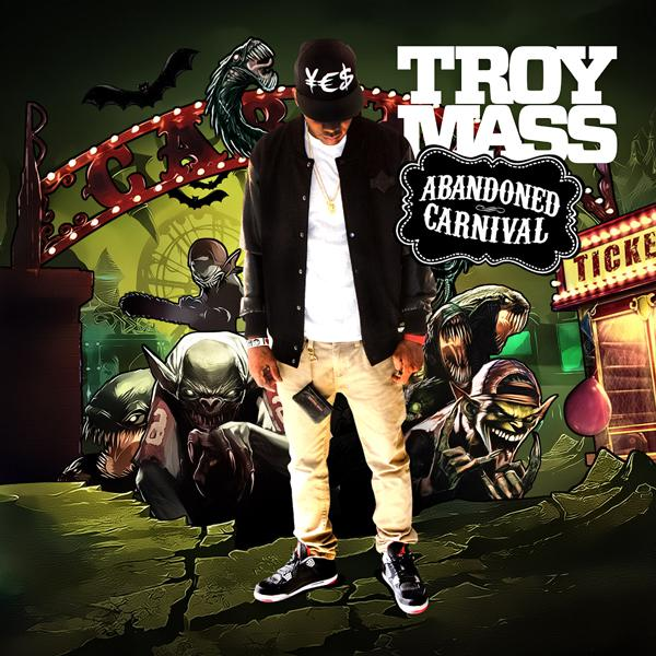 DJ Noize Presents Troy Mass - Abandoned Carnival (2014)