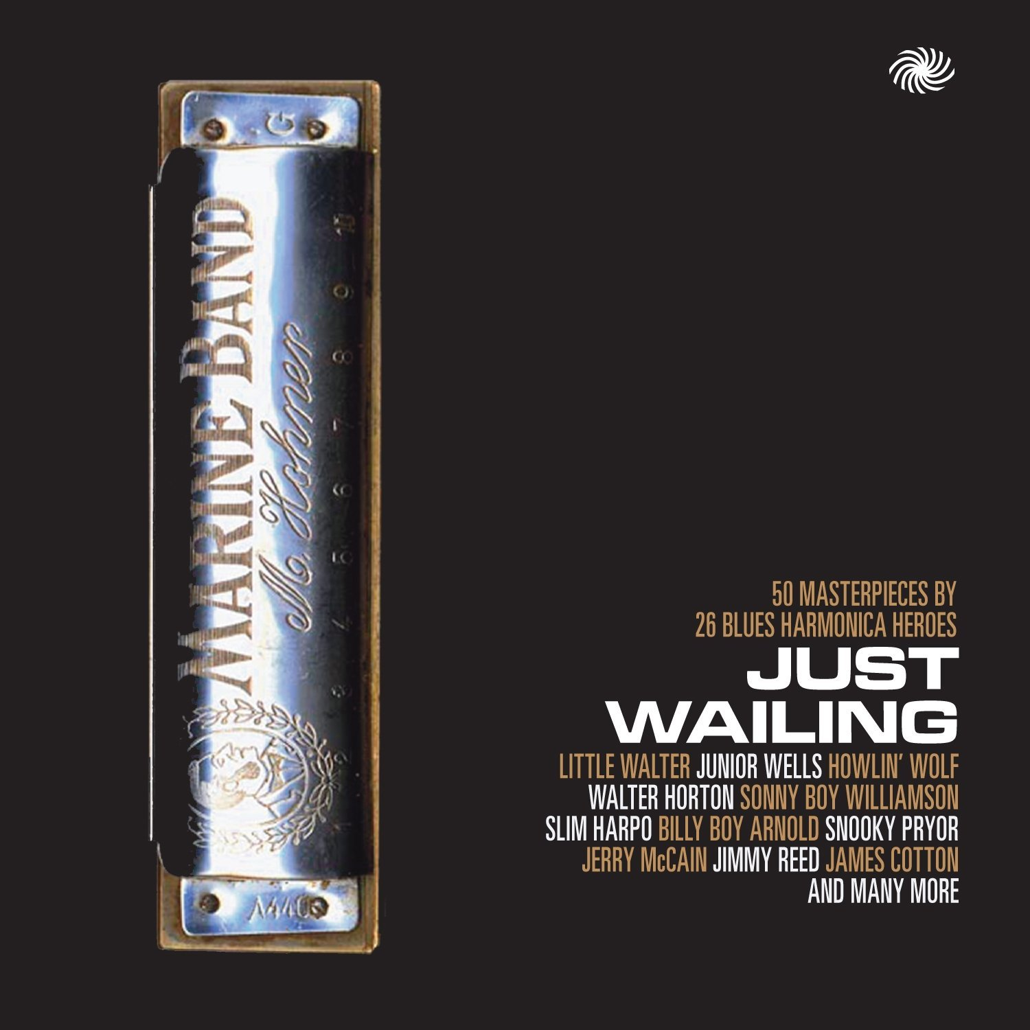 VA - Just Wailing (2013)