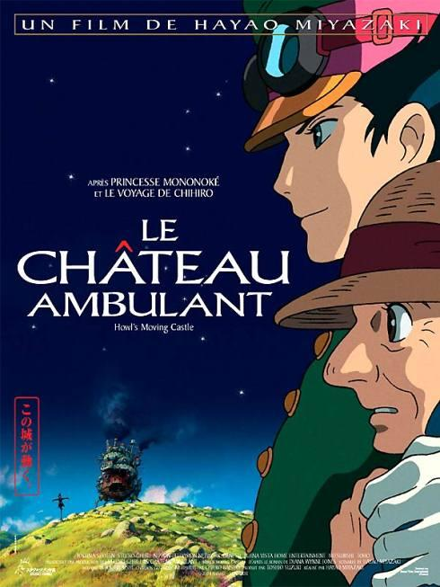 [MULTI] Le Château ambulant [BRRiP] [FRENCH] [AC3]