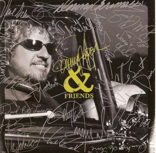 Sammy Hagar - Sammy Hagar And Friends (2013) [MULTI]