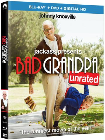 Bad Grandpa | Multi | Blu-Ray 1080p | 2013 | MULTI-LANGUES