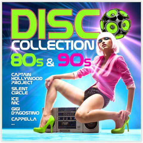 Disco Collection 80s and 90s (2013) [MULTI]