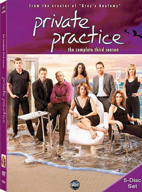 Private Practice – Saison 3