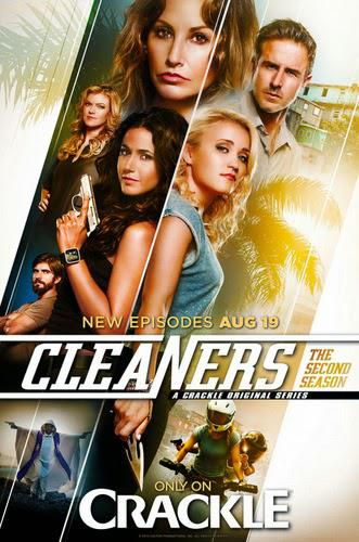 Cleaners (2013) – Saison 2 (Vostfr)