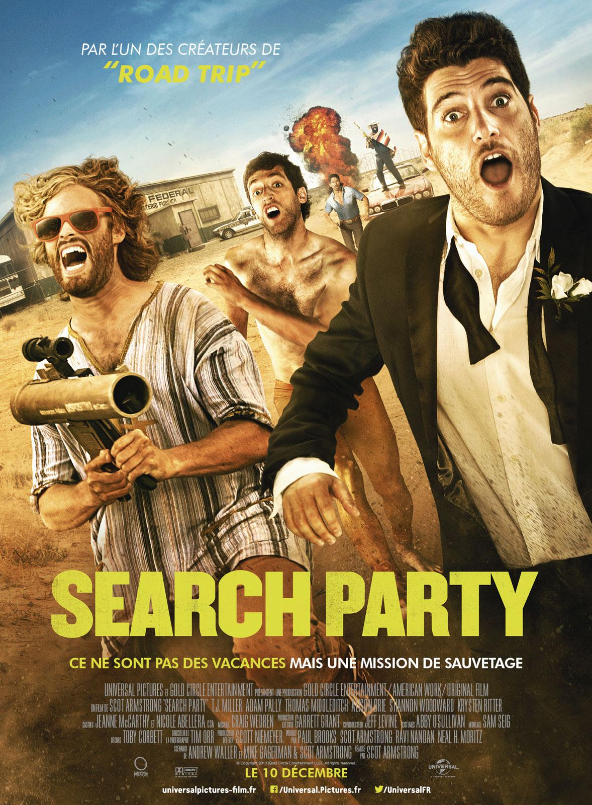 Search Party en Streaming