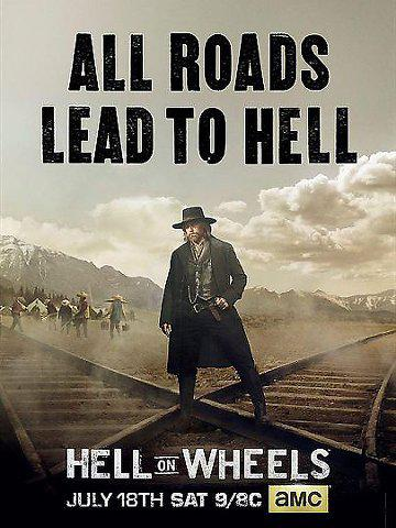Hell On Wheels : l'Enfer de l'Ouest – Saison 5