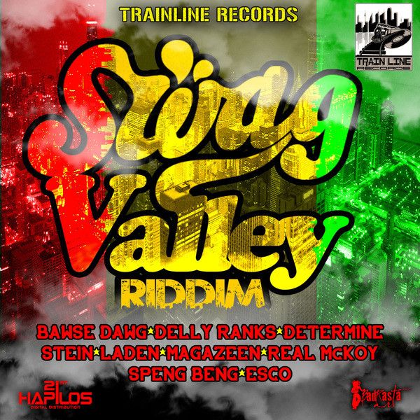 VA - Swag Valley Riddim (2013) [MULTI]