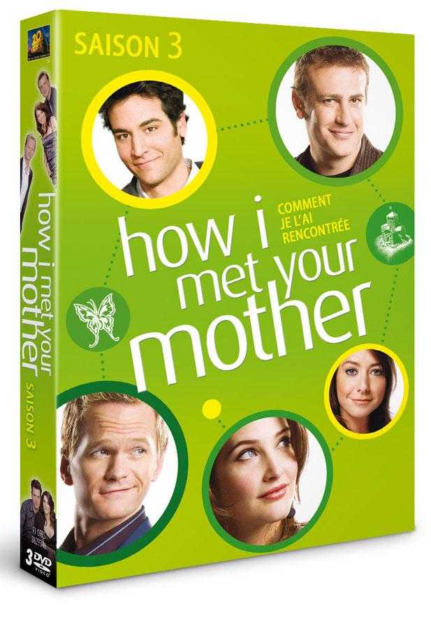 How I Met Your Mother – Saison 3 (Vostfr)