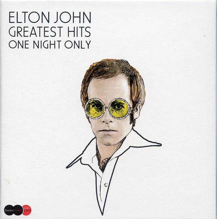 Elton John - One Night Only the Greatest Hits [MULTI]