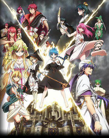 Magi – The Kingdom of Magic