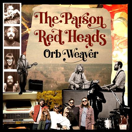 The Parson Red Heads - Orb Weaver (2013) [MULTI]