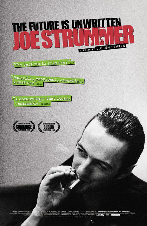 Joe Strummer The Future Is Unwritten (AC3)