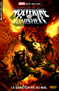 Marvel Best-sellers - Tome 1 - Wolverine-Punisher - Le Sanctuaire du Mal