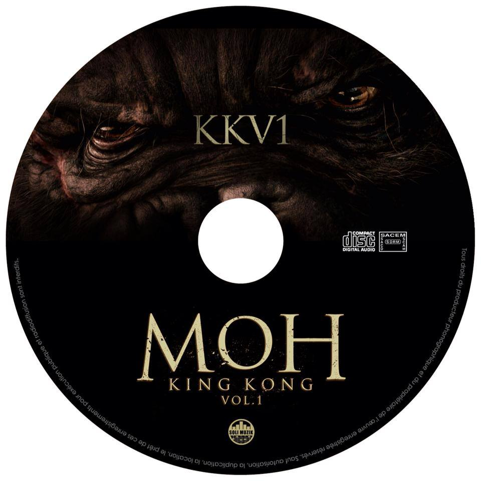 [Multi] Moh - King kong vol.1 (2013)