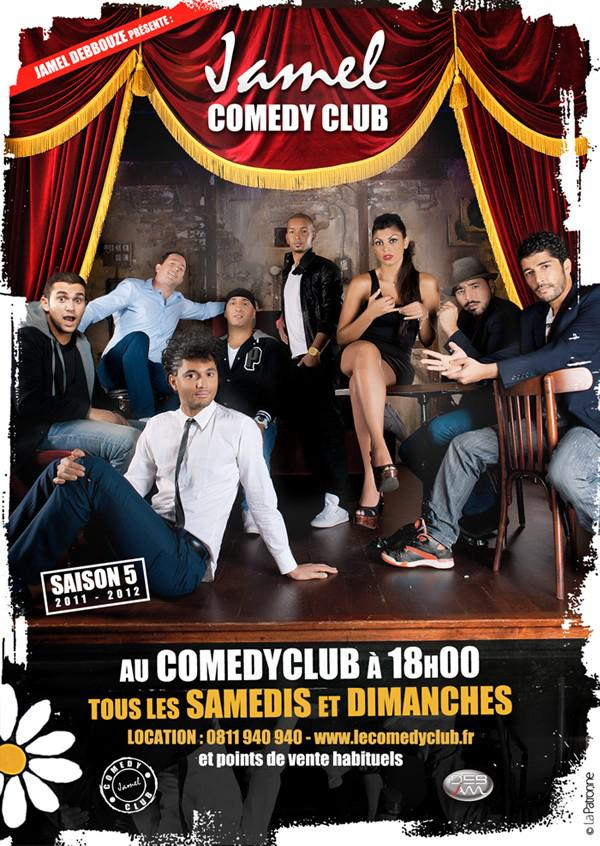 Jamel Comedy Club – Saison 5