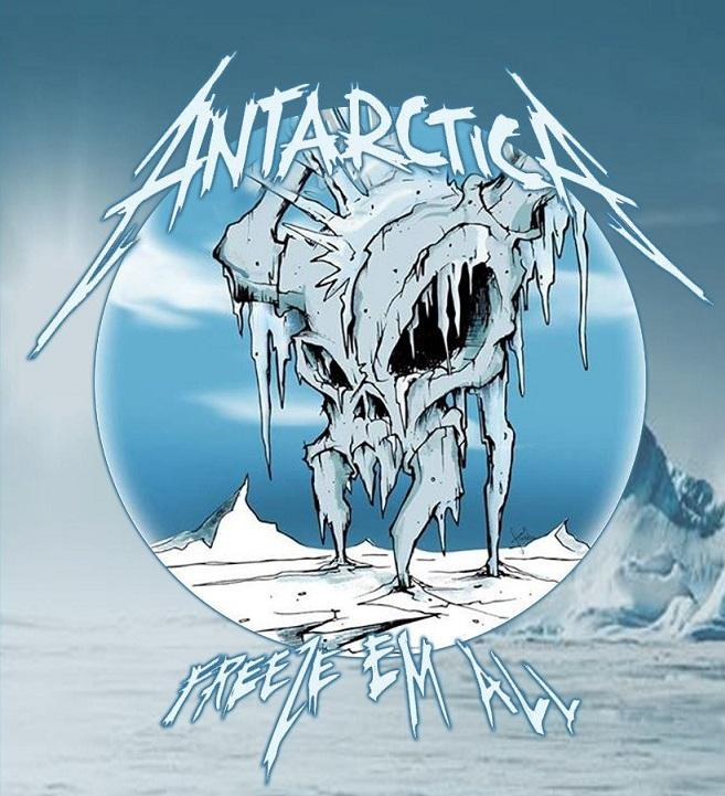 Metallica – Freeze 'Em All: Live in Antarctica (2013)