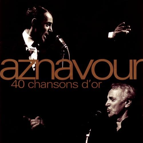 Charles Aznavour - 40 Chansons D'or [MULTI]