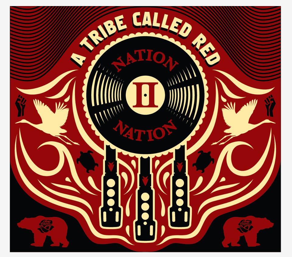 A Tribe Called Red - Nation II Nation (2013) [MULTI]